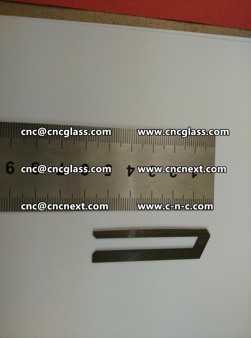 Hot knife trimmer blades (8)